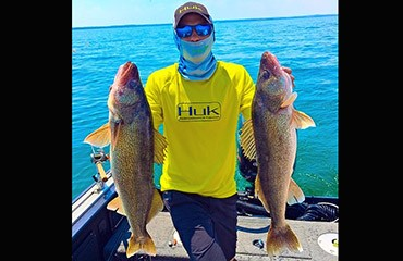 How To Catch Summer Walleyes On Erie